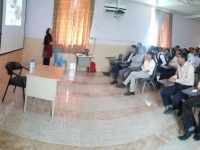 Teaching the Concepts of Geopark and Geotourism to 60 Teachers in Shahab District of Qeshm Island
