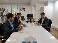 The Agreement signed between Qeshm UGGp and Shahab Education Center