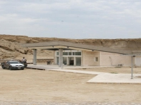 Inauguration of Qeshm Geopark visitor center building